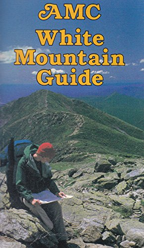 9780910146487: AMC White Mountain Guide