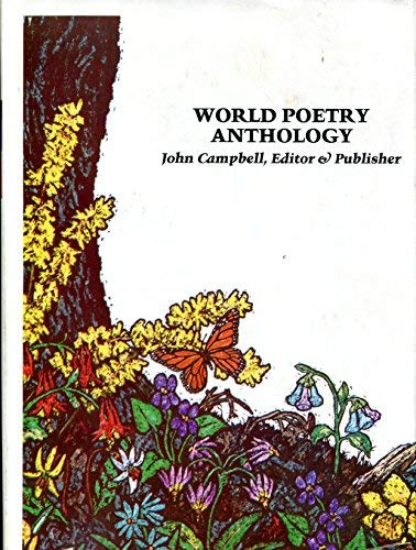 9780910147088: World Poetry Anthology