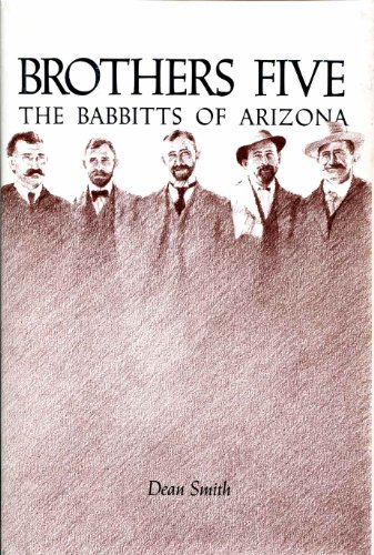 9780910152129: Brothers Five: The Babbitts of Arizona