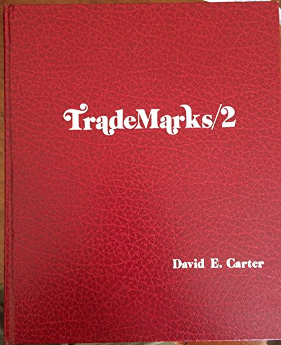 9780910158282: 002: The Book of American Trade Marks