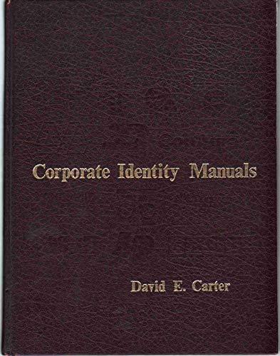 9780910158336: Corporate Identity Manuals