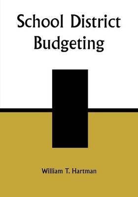 9780910170789: School District Budgeting