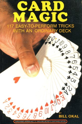 9780910199001: Card Magic: 117 Easy-To-Perform Tricks With An Ordinary Deck