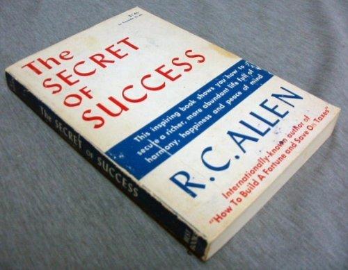 9780910228022: Secret of Success