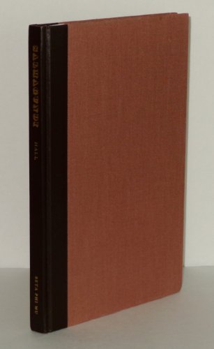 SALMAGUNDI BYRON, ALLEGRA, AND THE TROLLOPE FAMILY ( SIGNED BY AUTHOR ): Hall, N. John