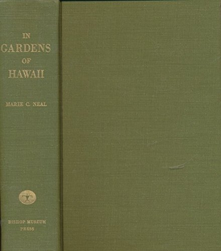In Gardens of Hawaii: Marie C. Neal