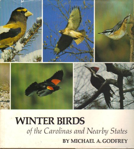 Winter Birds of the Carolinas and Nearby States