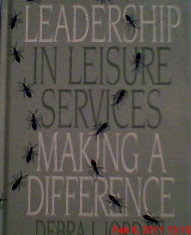 9780910251839: Leadership in Leisure Services: Making a Difference