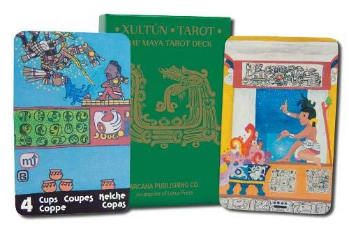 9780910261005: Xultun (Mayan) Tarot Deck