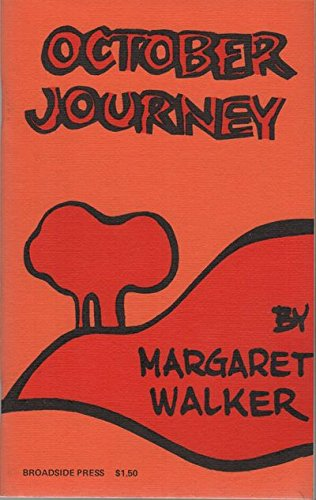 October Journey (0910296960) by Margaret Walker