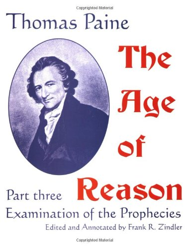 9780910309707: The Age of Reason: Examination of the Prophecies