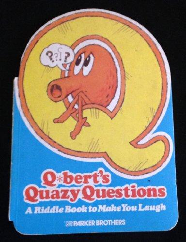 9780910313131: Q'Bert's Quazy Questions