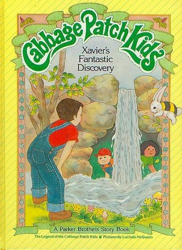 Cabbage Patch Kids; Xavier's Fantastic Discovery