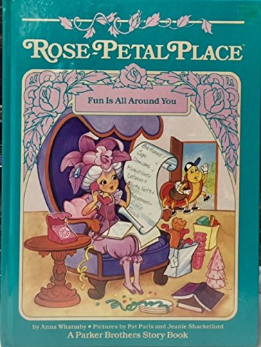 Rose-petal (Rose-petal Place) Paris, Pat