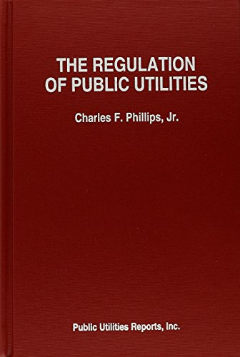 9780910325455: Regulation of Public Utilities: Theory and Practice