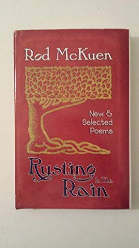 Rusting In The Rain (New & Selected: Rod McKuen
