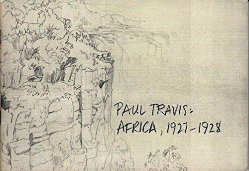 Paul B. Travis, Africa, 1927-1928: Ann C. Boger