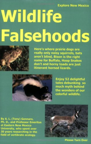 Wildlife Falsehoods: A. L. Gennaro