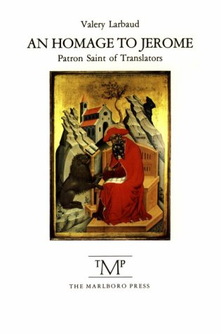 9780910395090: An Homage to Jerome: Patron Saint of Translators