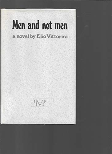 9780910395137: Men and Not Men