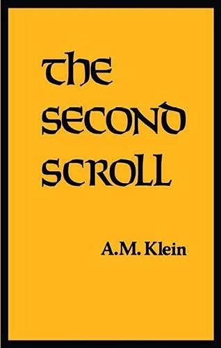 Second Scroll: KLEIN