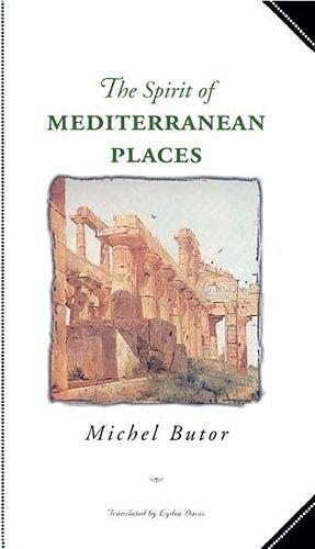 9780910395175: The Spirit of Mediterranean Places