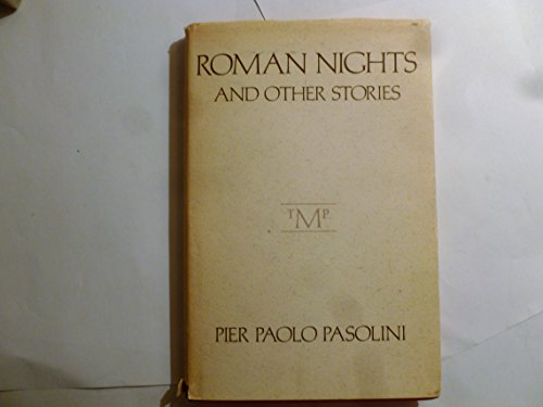 9780910395205: Roman Nights and Other Stories