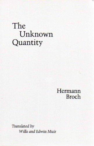 9780910395366: The Unknown Quantity