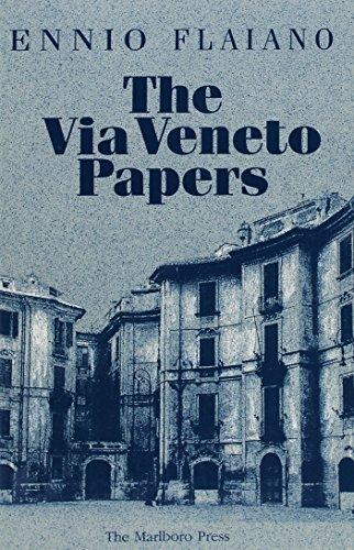 Via Veneto Papers: Flaiano, Ennio