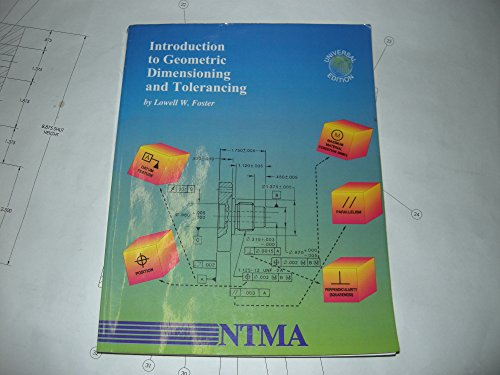 9780910399173: Answer book & instructor's guide for 'Introduction to geometric dimensioning and tolerancing.'