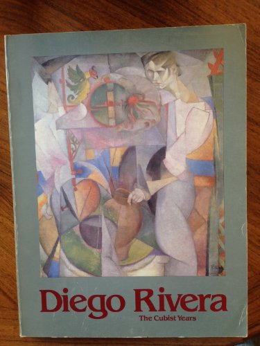 9780910407113: Diego Rivera: The Cubist years