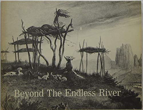 9780910407236: Beyond the Endless River: Western American Drawings and Watercolors of the Nineteenth Century