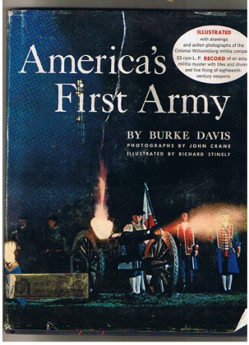 9780910412339: America's First Army