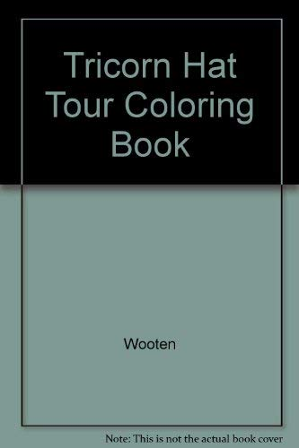 9780910412728: Tricorn Hat Tour Coloring Book