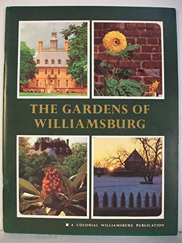 9780910412896: Gardens of Williamsburg