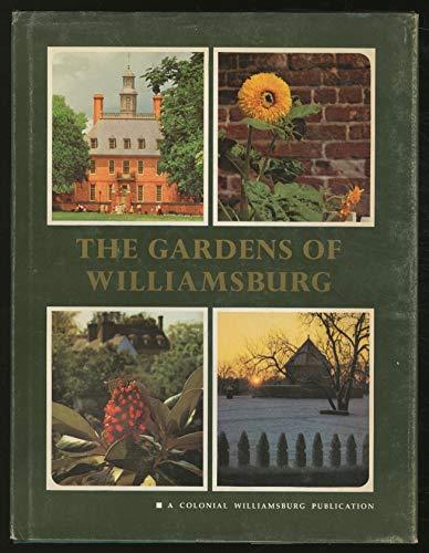 9780910412902: The gardens of Williamsburg