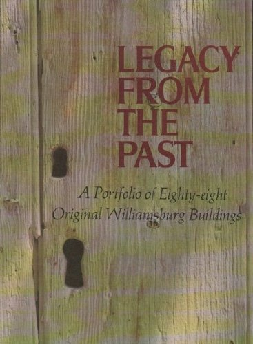 9780910412971: Legacy from the Past