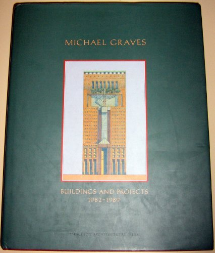 9780910413138: Michael Graves: Buildings and Projects, 1982-1989