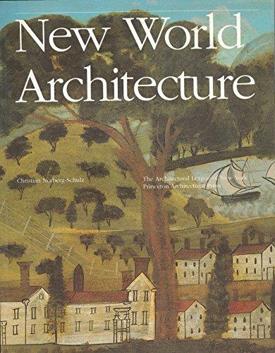 9780910413435: New World Architecture