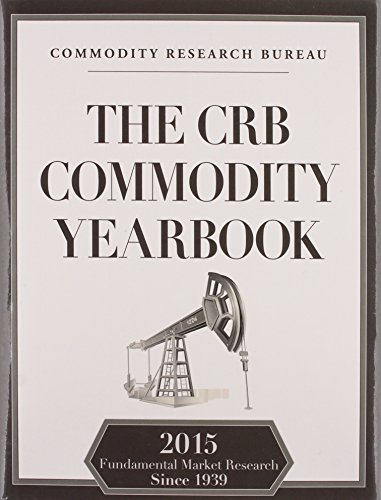 9780910418935: The CRB Commodity Yearbook 2015