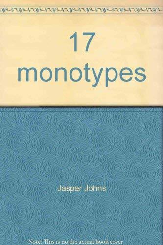 9780910435048: 17 monotypes