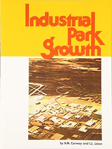 Industrial Park Growth: An Environmental Success Story: H. McKinley Conway