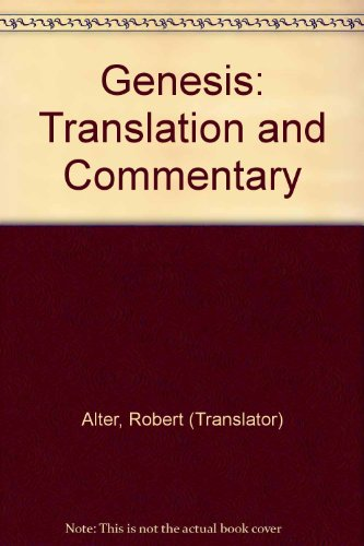 9780910457330: Genesis: Translation and Commentary