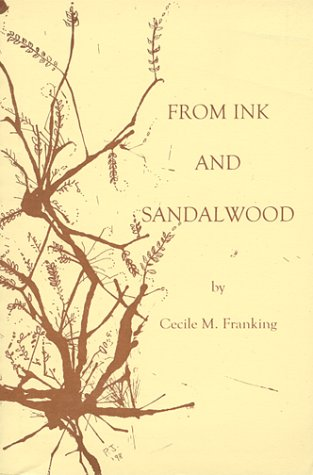 9780910479035: From Ink and Sandalwood