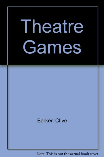9780910482929: Theatre Games