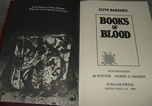 Books of Blood: I-iii