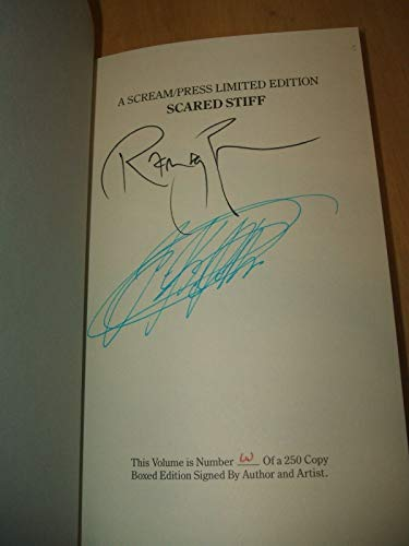 SCARED STIFF: TALES OF SEX AND DEATH: Campbell, Ramsey.