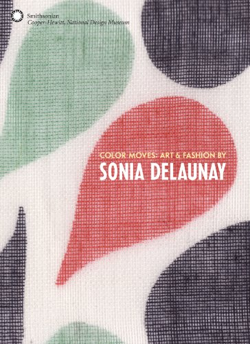 9780910503846: Color Moves - Art & Fashion by Sonia Delaunay