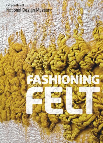 9780910503891: Fashioning Felt