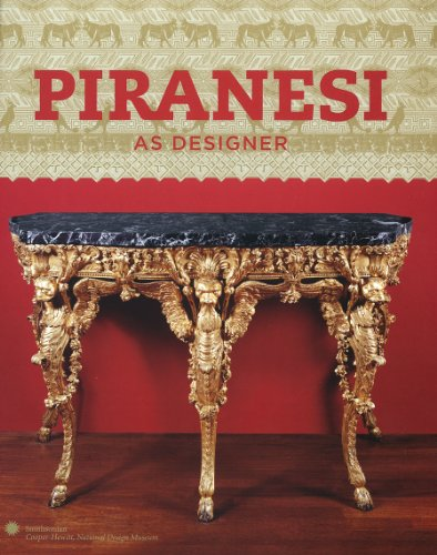 9780910503952: Piranesi As Designer